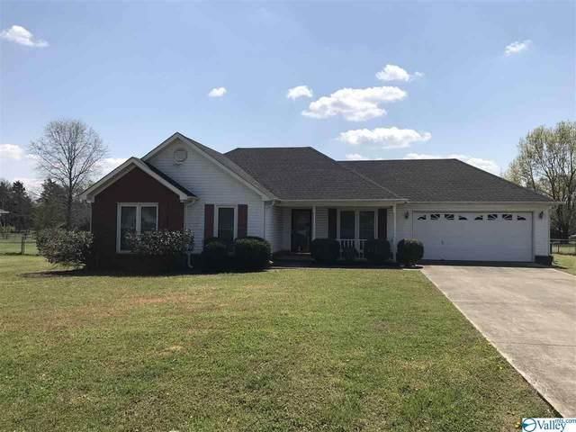 143 Clear Creek Drive, New Market, AL 35761 (MLS #1778261) :: Green Real Estate