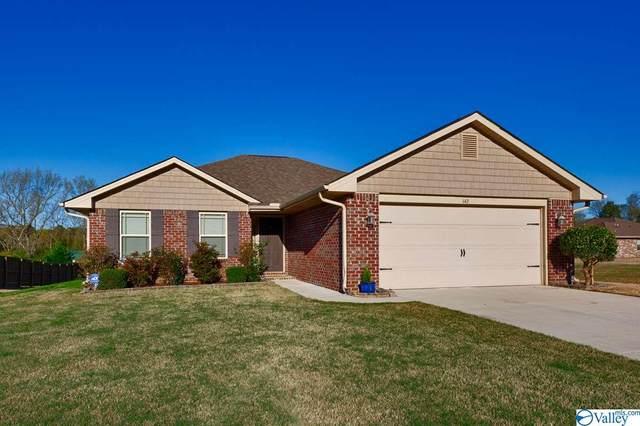 142 Lazy Oak Drive, New Market, AL 35761 (MLS #1778265) :: Green Real Estate