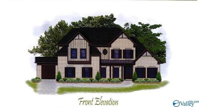 3027 Chimney Cove Circle, Brownsboro, AL 35741 (MLS #1778309) :: Southern Shade Realty