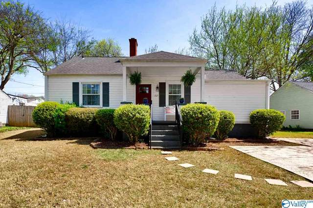 1921 Vanderbilt Circle, Huntsville, AL 35801 (MLS #1778388) :: Southern Shade Realty