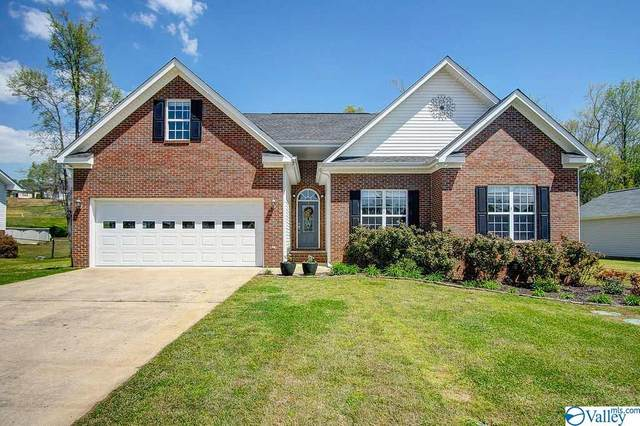 322 Erickton Drive, Anniston, AL 36207 (MLS #1778403) :: Coldwell Banker of the Valley