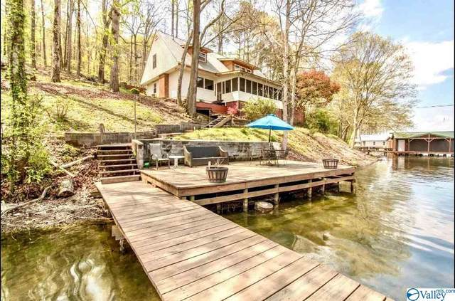 4460 Leaning Beach Drive, Guntersville, AL 35976 (MLS #1778446) :: Coldwell Banker of the Valley