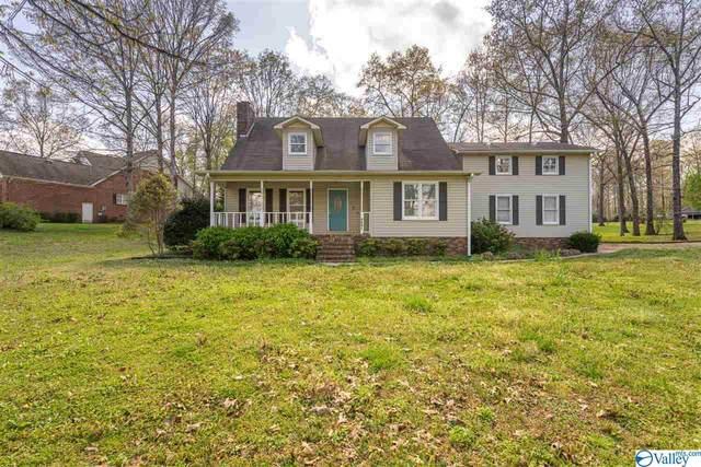 2051 Hickory Trail, Arab, AL 35016 (MLS #1778530) :: Green Real Estate