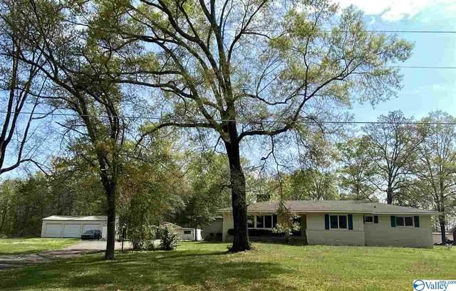 222 Iris Drive, Centre, AL 35960 (MLS #1778533) :: Southern Shade Realty