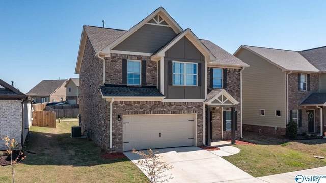8206 Stone Mill Drive, Huntsville, AL 35806 (MLS #1778554) :: Coldwell Banker of the Valley