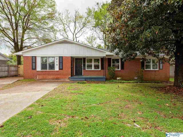 219 Drake Avenue, Huntsville, AL 35801 (MLS #1778560) :: MarMac Real Estate