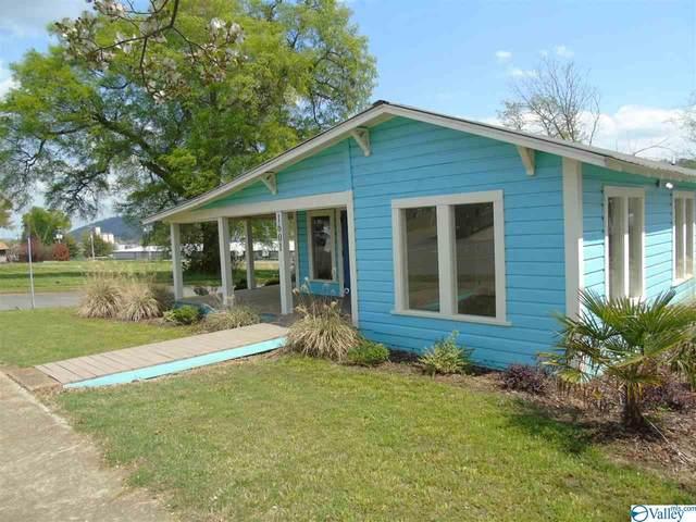 1601 Gunter Avenue, Guntersville, AL 35976 (MLS #1778591) :: Green Real Estate