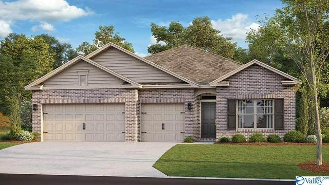 321 Addison Court, New Market, AL 35761 (MLS #1778638) :: Green Real Estate