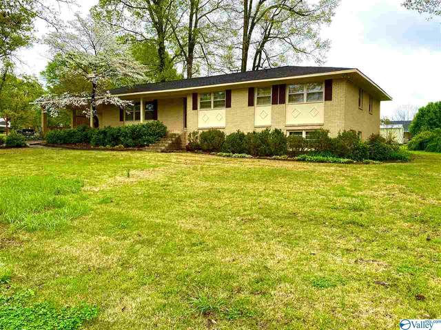 202 NE 6th Street, Arab, AL 35016 (MLS #1778640) :: Green Real Estate