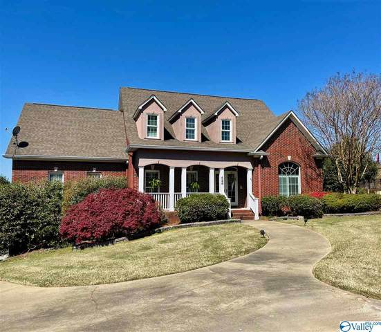 428 Ridgefield Circle, Guntersville, AL 35976 (MLS #1778675) :: Coldwell Banker of the Valley