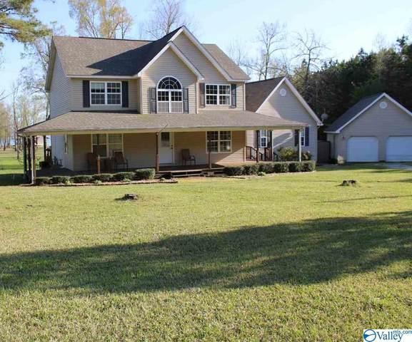 60 County Road 686, Cedar Bluff, AL 35959 (MLS #1778689) :: Southern Shade Realty