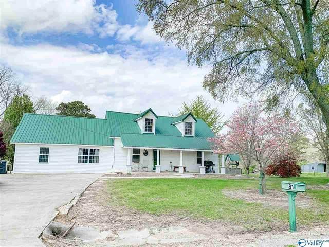 91 Baileyton Road, Joppa, AL 35087 (MLS #1778695) :: Green Real Estate