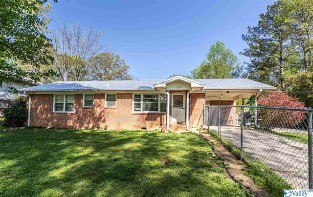 506 6th Street, Arab, AL 35016 (MLS #1778724) :: Green Real Estate