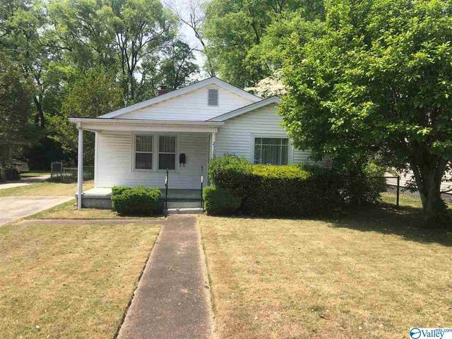 2320 Pansy Street, Huntsville, AL 35801 (MLS #1778786) :: The Pugh Group RE/MAX Alliance
