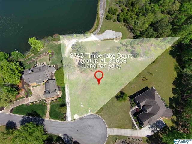 3742 Timberlake Court, Decatur, AL 35603 (MLS #1778807) :: Green Real Estate
