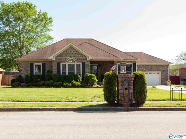 2225 Cecille Drive, Huntsville, AL 35803 (MLS #1778890) :: RE/MAX Unlimited