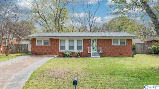 412 Ewing Street, Huntsville, AL 35805 (MLS #1778923) :: Coldwell Banker of the Valley