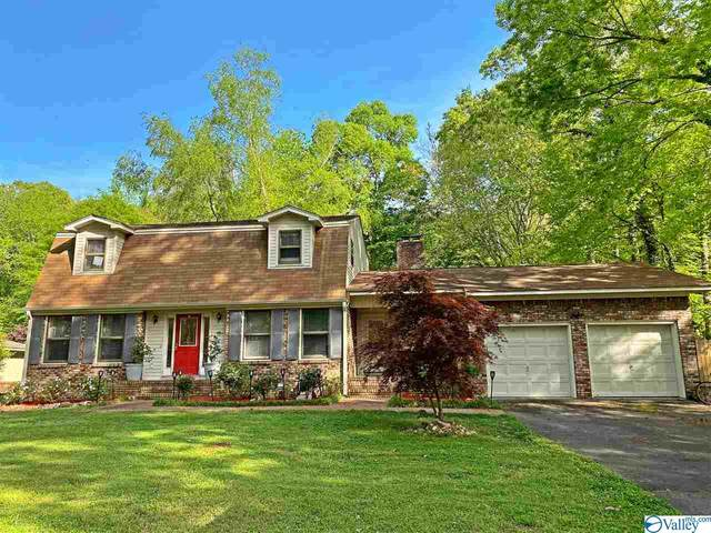 1909 Wyeth Drive, Guntersville, AL 35976 (MLS #1779014) :: Coldwell Banker of the Valley
