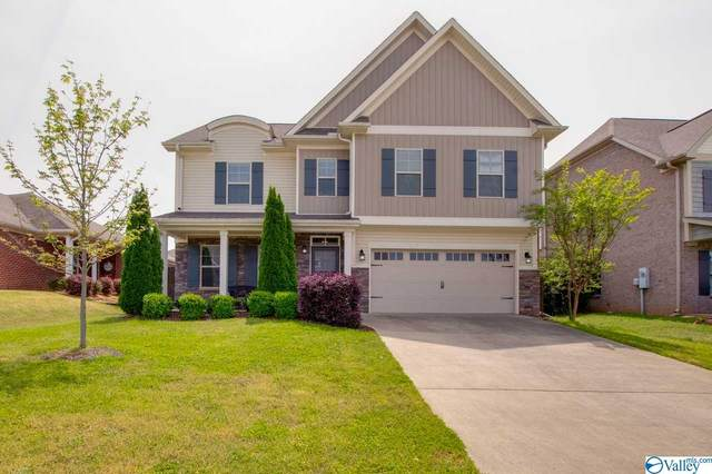 2409 Bell Manor Drive, Huntsville, AL 35803 (MLS #1779060) :: Coldwell Banker of the Valley