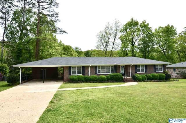 816 Country Club Drive, Gadsden, AL 35901 (MLS #1779063) :: The Pugh Group RE/MAX Alliance