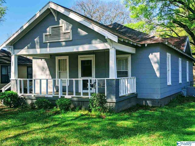 413 SW Memorial Drive, Decatur, AL 35601 (MLS #1779064) :: Southern Shade Realty