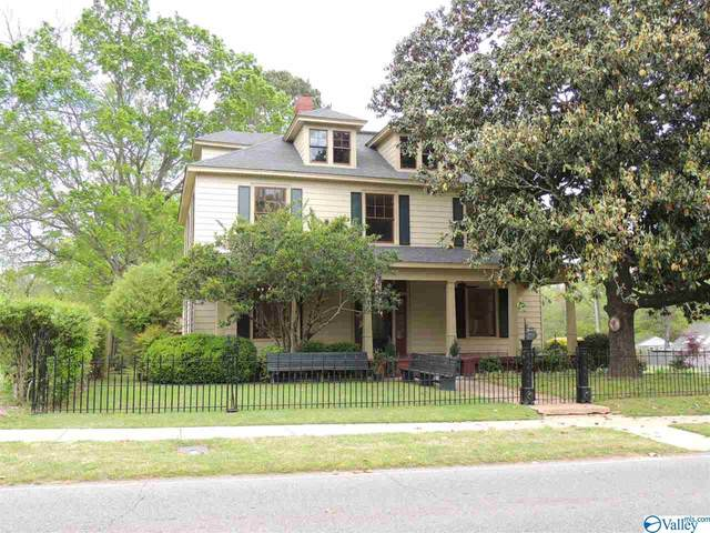 209 East Pryor Street, Athens, AL 35611 (MLS #1779088) :: Legend Realty