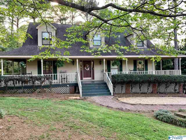 162 Hillside Road, Huntsville, AL 35811 (MLS #1779089) :: RE/MAX Unlimited