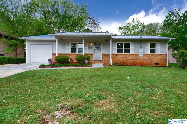 536 Eastbrook Drive, Huntsville, AL 35811 (MLS #1779123) :: Coldwell Banker of the Valley