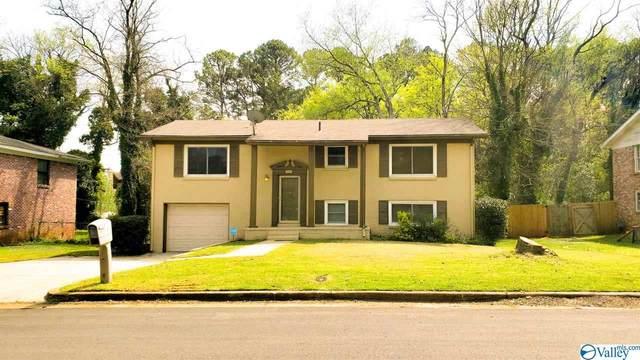 4007 Belvoir Drive, Huntsville, AL 35805 (MLS #1779124) :: Coldwell Banker of the Valley