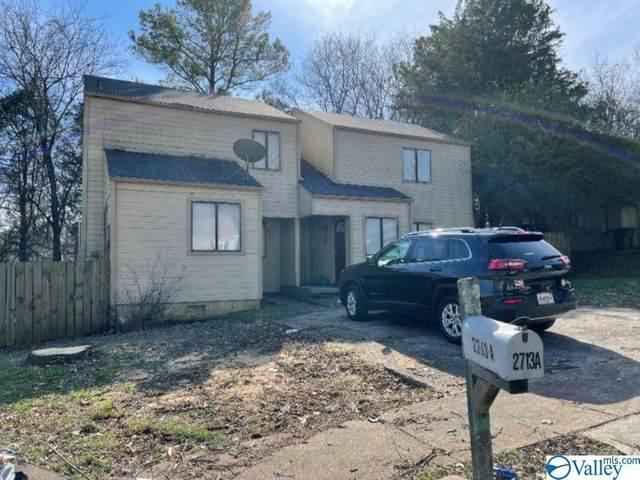 2713 NW Clayton Drive, Huntsville, AL 35810 (MLS #1779162) :: Dream Big Home Team | Keller Williams