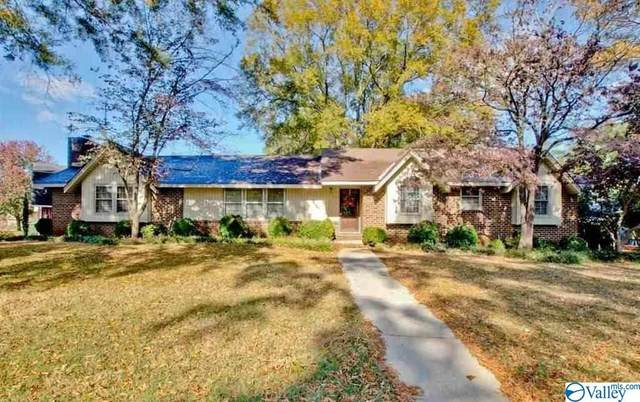 7802 Lent Drive, Huntsville, AL 35802 (MLS #1779253) :: Legend Realty