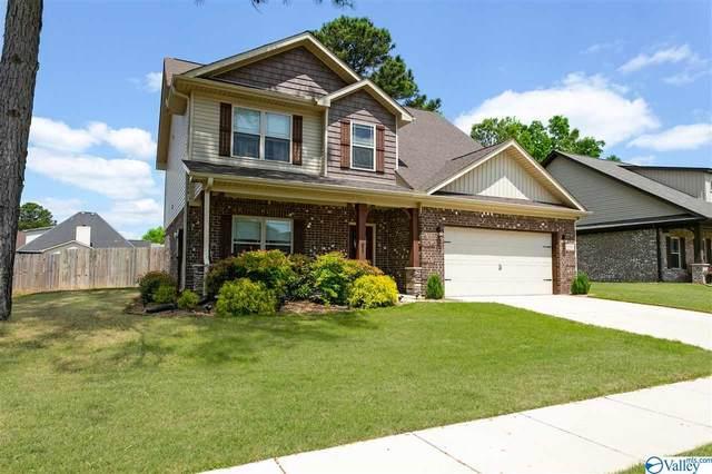 1809 Stampede Circle, Huntsville, AL 35803 (MLS #1779275) :: Southern Shade Realty