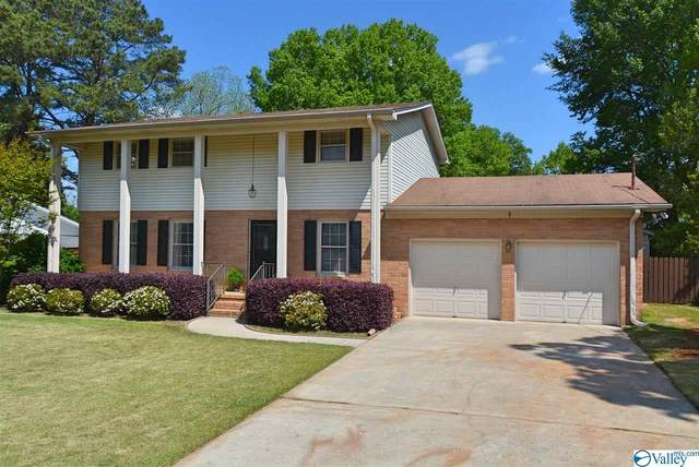 913 Riviera Avenue, Huntsville, AL 35802 (MLS #1779298) :: Green Real Estate