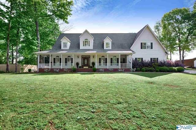 220 Cardinal Drive, Guntersville, AL 35976 (MLS #1779312) :: MarMac Real Estate