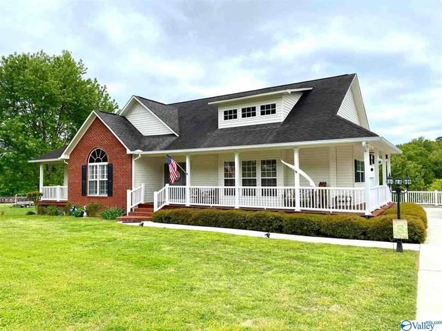 215 Tomahawk Circle, Guntersville, AL 35976 (MLS #1779320) :: Legend Realty