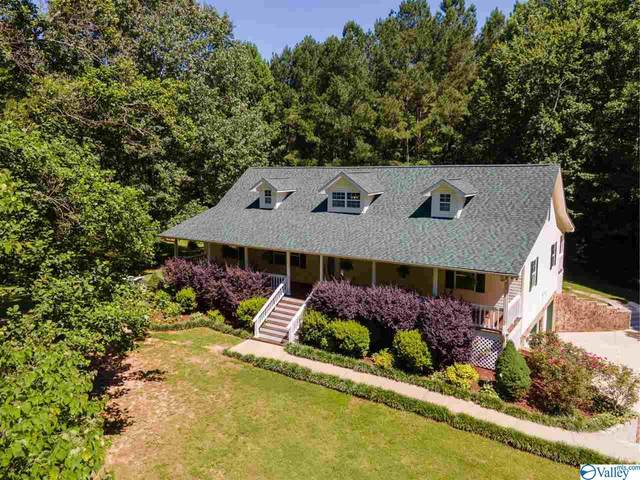 320 County Road 347, Stevenson, AL 35772 (MLS #1779331) :: Coldwell Banker of the Valley