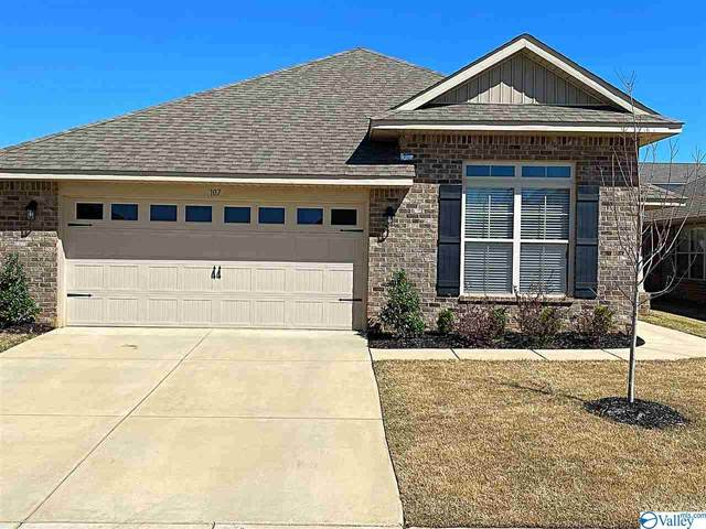 107 Tybee Drive, Madison, AL 36756 (MLS #1779364) :: The Pugh Group RE/MAX Alliance