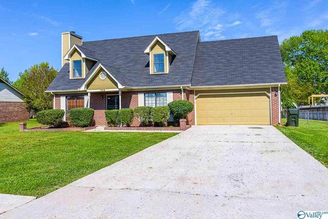 159 Chanel Drive, Huntsville, AL 35811 (MLS #1779417) :: MarMac Real Estate