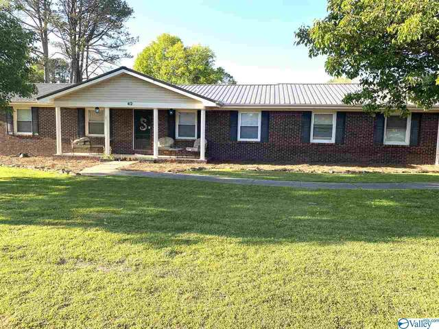 412 Alverson Avenue, Albertville, AL 35950 (MLS #1779445) :: Rebecca Lowrey Group