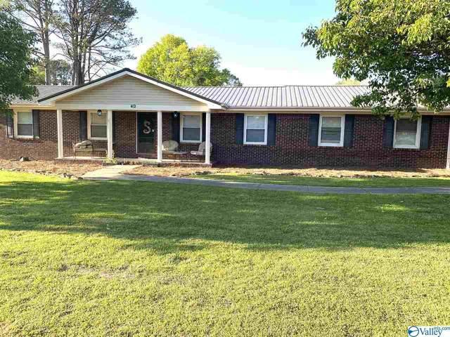 412 Alverson Avenue, Albertville, AL 35950 (MLS #1779445) :: MarMac Real Estate