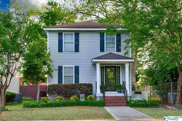 213 Beirne Avenue, Huntsville, AL 35801 (MLS #1779499) :: Southern Shade Realty