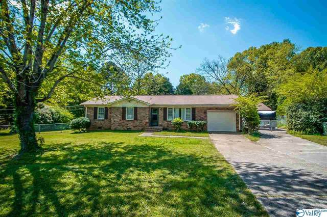 5000 Fallbrook Circle, Huntsville, AL 35811 (MLS #1779540) :: MarMac Real Estate