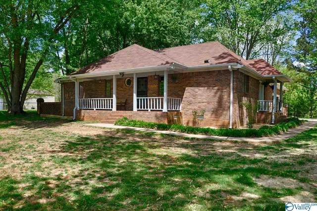 116 Sycamore Road, Gurley, AL 35748 (MLS #1779549) :: RE/MAX Unlimited