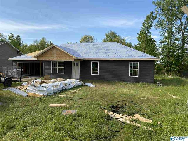 180 Shaw Street, Albertville, AL 35950 (MLS #1779660) :: MarMac Real Estate