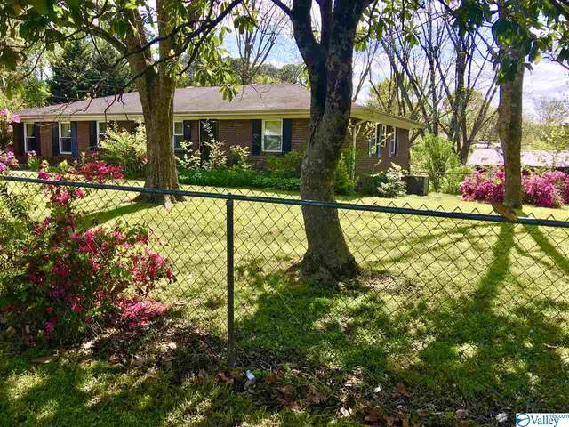 1101 Rose Road, Albertville, AL 35950 (MLS #1779723) :: MarMac Real Estate