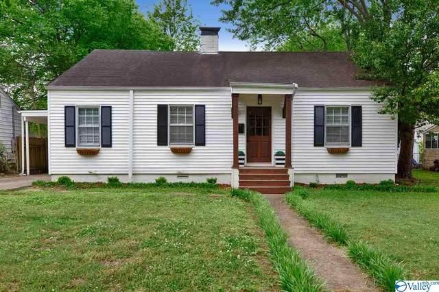 315 Sunset Avenue, Huntsville, AL 35801 (MLS #1779843) :: Dream Big Home Team | Keller Williams