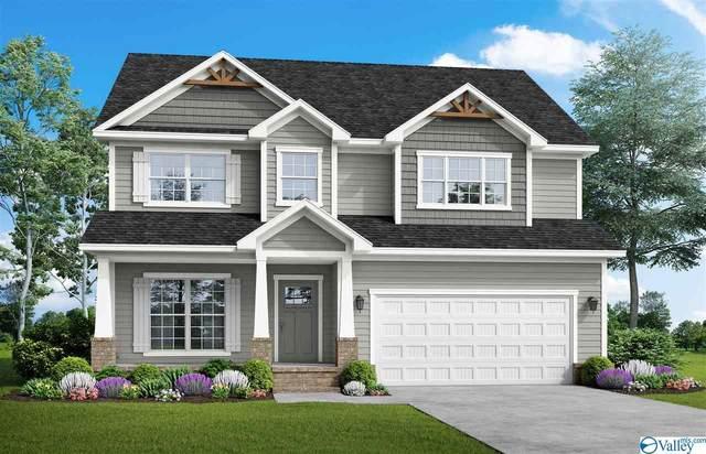 100 Shields Lake Drive, Huntsville, AL 35811 (MLS #1779884) :: Dream Big Home Team | Keller Williams