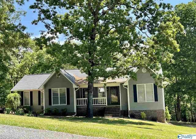 1405 Walker Drive, Glencoe, AL 35905 (MLS #1779894) :: Green Real Estate