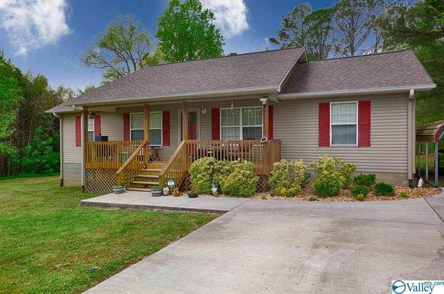 655 Word Mountain Road, Grant, AL 35747 (MLS #1779900) :: Southern Shade Realty