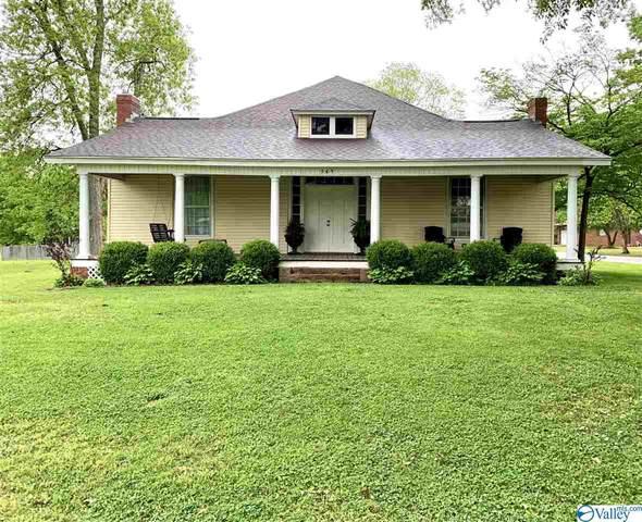 565 Hamilton Street, Courtland, AL 35618 (MLS #1779954) :: MarMac Real Estate